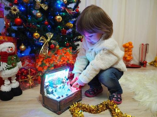 karácsonyi ajándék gyerekekeknek