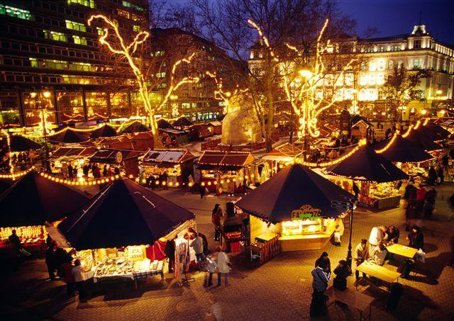 Karácsonyi vásár