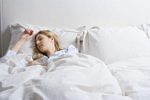 Íme a nyugodt alvás titka
