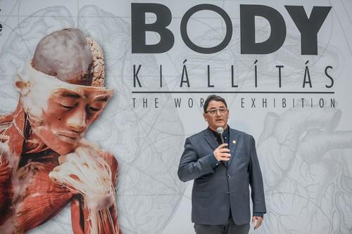 Megérkezett Magyarországra a BODY Kiállítás