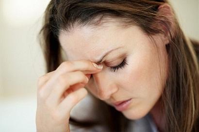 Fejfájás csökkentése