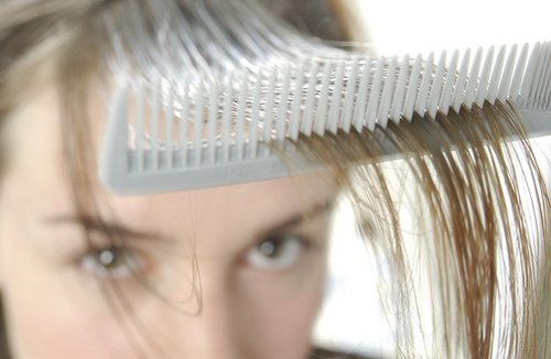 Természetes hajfesték házilag