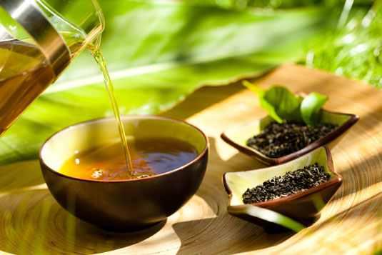 Zöld tea kivonat