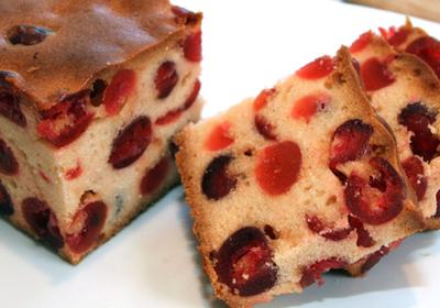 Margit néni cseresznye tortája