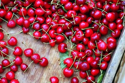 Vörösboros tejszínes csereszny...