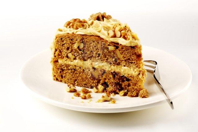Gyors kanalas diós sütemény