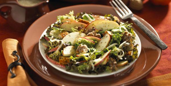 zsírégető saláta