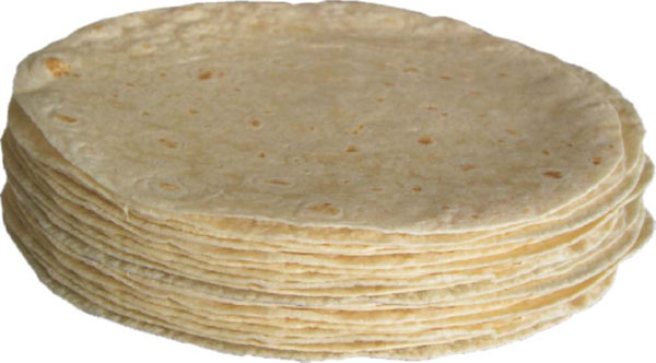 Tortilla recept