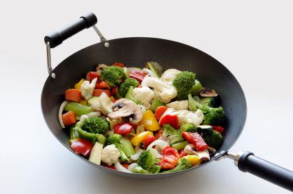 Melyik olajban a legegészségesebb a zöldségeket sütni?